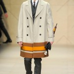 Burberry Prorsum Fall 2012: Milan