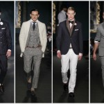 Michael Bastian F/W 2012