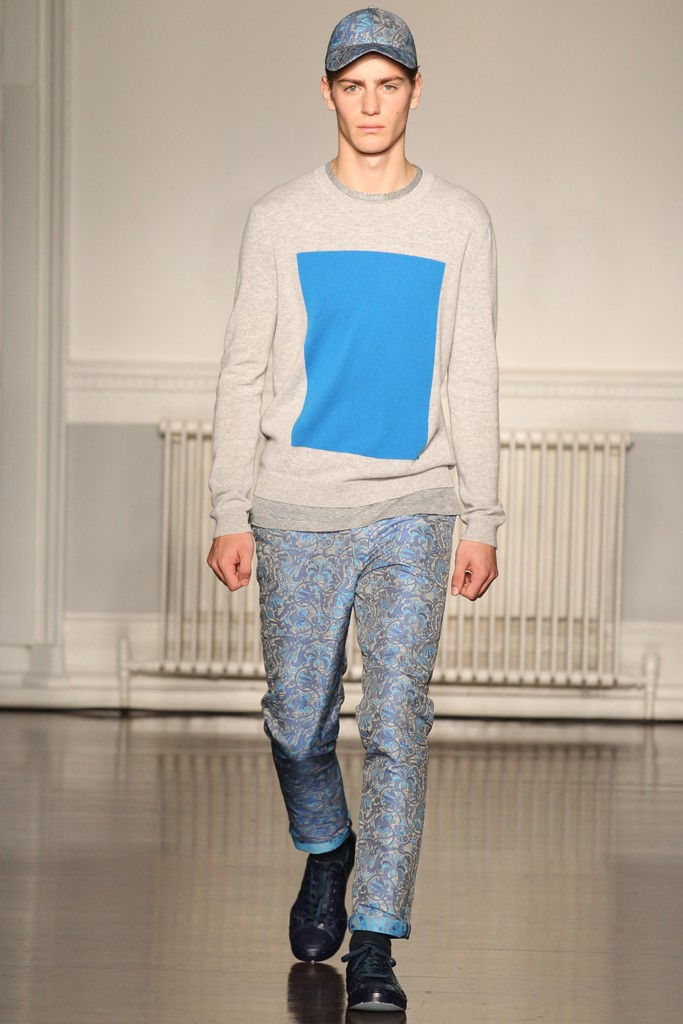 SPRING 13:  Richard Nicoli