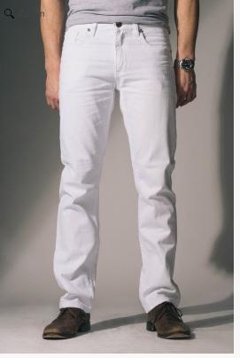 White Denim at 20 Jeans