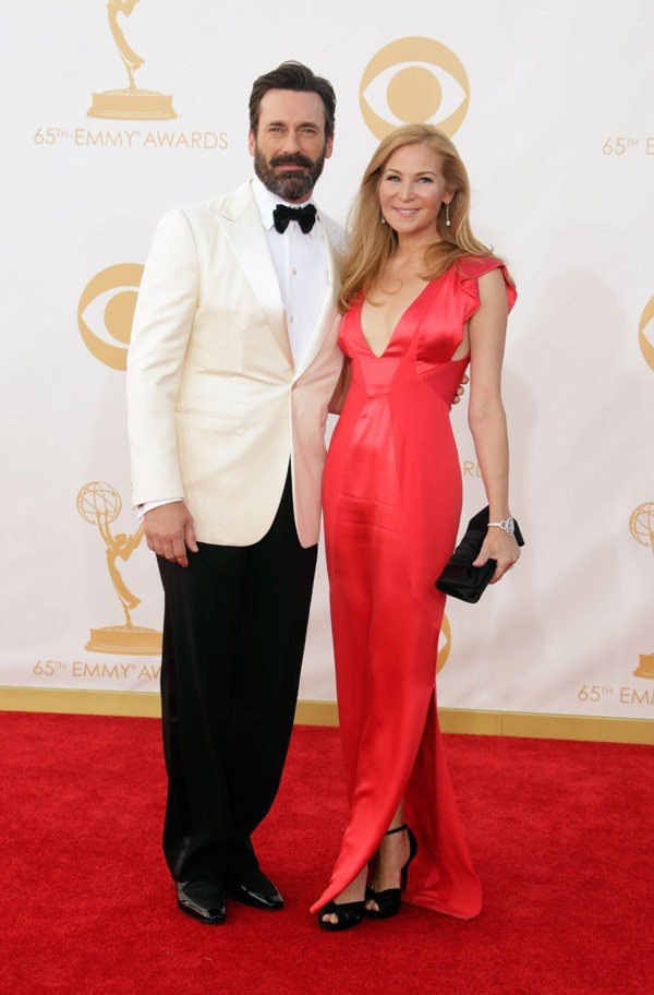 jon-hamm-jennifer-westfeldt-emmy-awards-2013