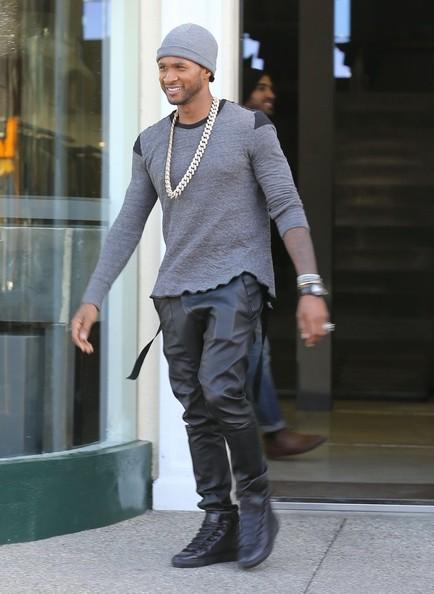 Usher+Usher+Goes+Shopping+Mystery+Woman+gbFpJuERxFUl