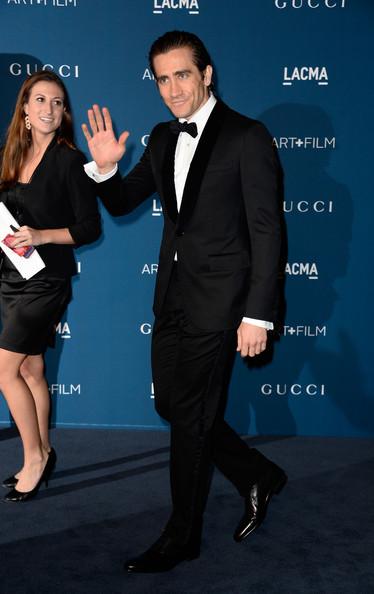 Jake+Gyllenhaal+LACMA+2013+Art+Film+Gala+Arrivals+qPhlAmRmzRRl