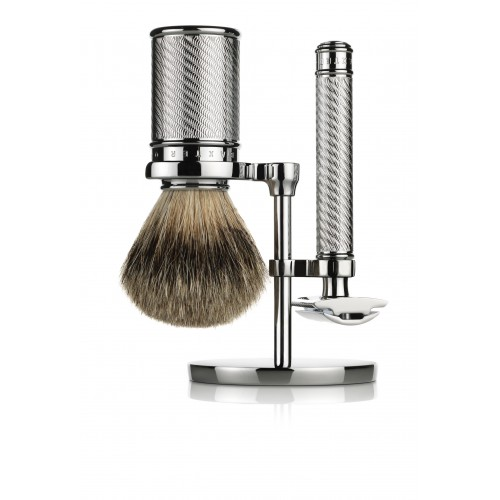 Safety Razor Set by Baxter of California