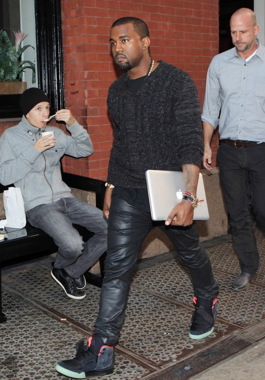 Kanye-Leather