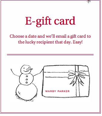 Fresh Gift Guide: The Gift Certificate - Fresher Than ChrisFresher ...