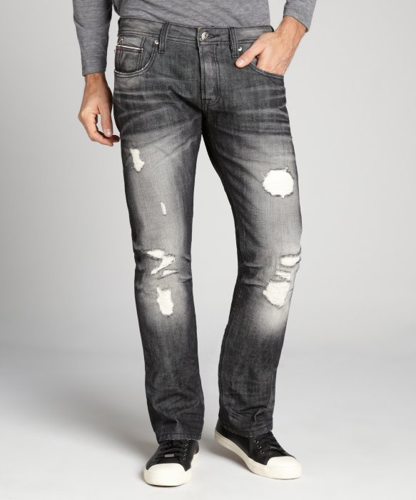 Cult of Individuality 'Rebel' straight leg jean $80