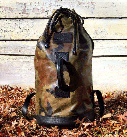 logan zane duffle bag