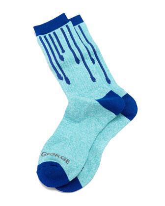 Turq Socks