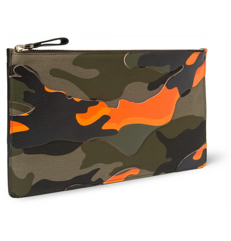 camouflage valentino bag